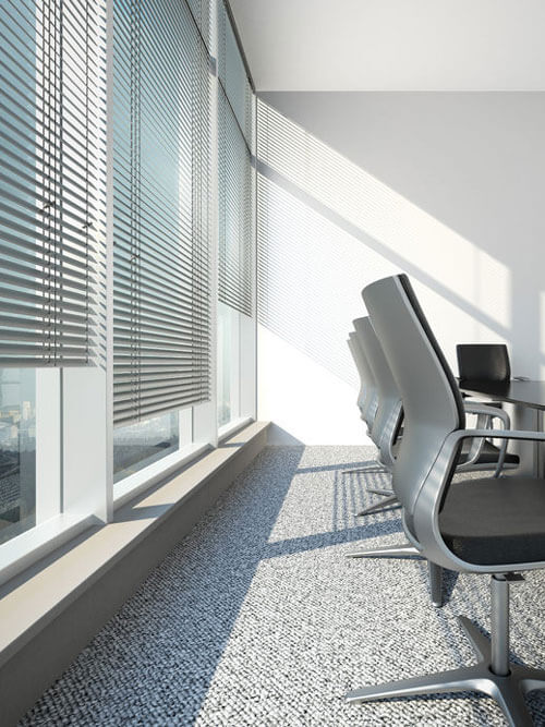 Venetian Blinds for Office Decor Ideas